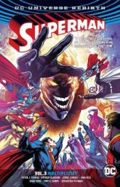 Superman TP Vol 3 Multiplicity (Rebirth)