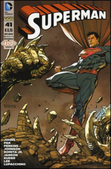 Superman. Variant. 100. - Geoff Johns | Kritjur.org