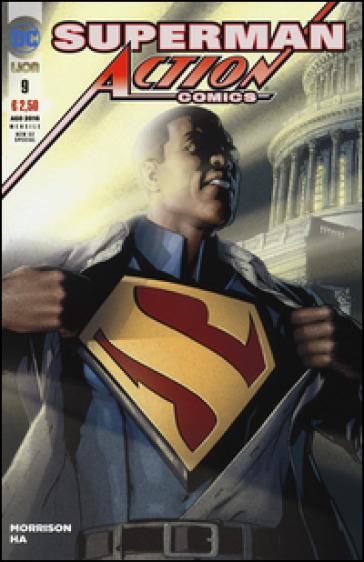 Superman action comics. 9. - Harris Morrison |