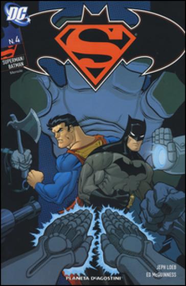 Superman/Batman. 4. - Jeph Loeb  