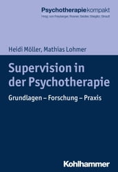 Supervision in der Psychotherapie