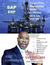 Supply Chain Management(scm) in Offshore Oil & Gas with SAP.