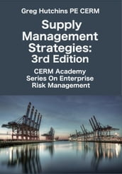 Supply Management Strategies:3rd Edition