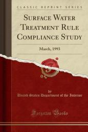 Surface Water Treatment Rule Compliance Study