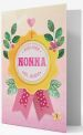 Surprise Greeting Cards - 11.5X17 - Auguri Nonna