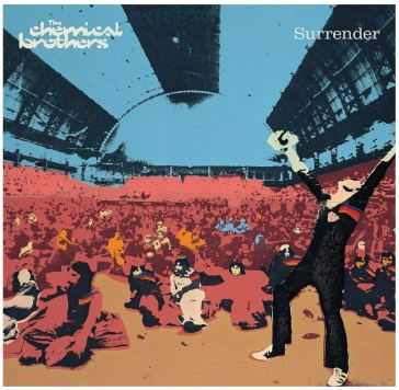 Surrender (20th ann.) 4LP+DVD