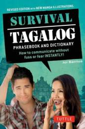 Survival Tagalog Phrasebook and Dictionary