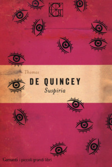 Suspiria - Thomas De Quincey  