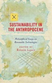 Sustainability in the Anthropocene