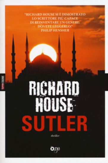 Sutler - Richard House |