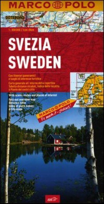 Svezia 1:800.000