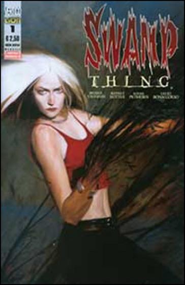 Swamp thing. 1. - Brian K. Vaughan |