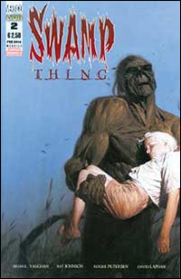 Swamp thing. 2. - Brian K. Vaughan | Ericsfund.org