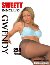 Sweety in Nylons Gwendy