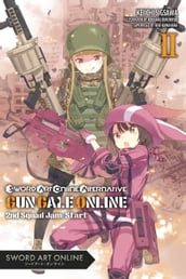 Sword Art Online Alternative Gun Gale Online, Vol. 2 (light novel)