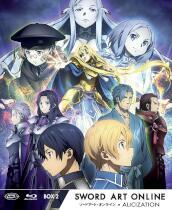Sword Art Online III Alicization - Box #02 (3 Blu-Ray)(ep.13-24) (limited edition)