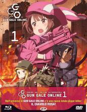 Sword art online - Alternative gun gale online - Volume 01 Episodi 01-06 (2 Blu-Ray)(limited edition) (+DVD) (+booklet) (+cartolina)