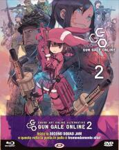 Sword art online - Alternative gun gale online - Volume 02 Episodi 07-12 (2 Blu-Ray)(limited edition) (+DVD) (+booklet) (+cartolina)