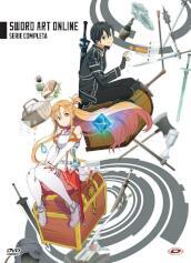Sword art online - The complete series (4 DVD)