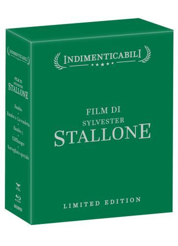 Sylvester Stallone (5 Blu-Ray)(limited edition)