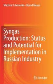 Syngas Production: Status and Potential for Implementation in Russian Industry
