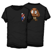 T-Shirt Supermario Fungo Tg.XL