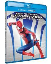 THE AMAZING SPIDER-MAN - EVOLUTION COLLECTION (2 Blu-Ray)