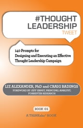 #THOUGHT LEADERSHIP tweet Book01