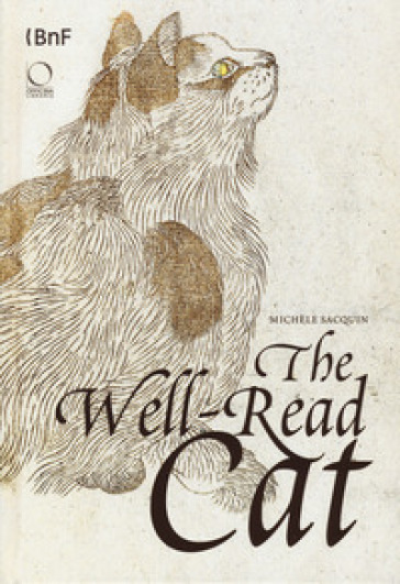 THe well-read cat. From the national library of France