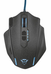 TRUST GXT 155 Gaming Mouse - Black