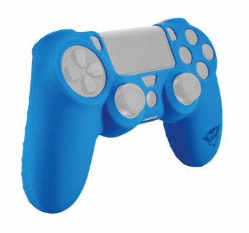 TRUST GXT 744B Rubber Skin - Blue PS4