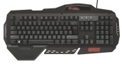 TRUST GXT 850 Metal Gaming Keyboard IT