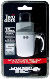 TWO DOTS Alimentatore compatib.3DS/3DSXL