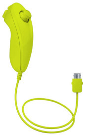 TWO DOTS Ctrl Nunchuck U-Color Verde