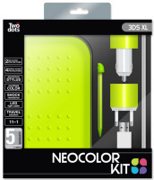 TWO DOTS Kit Color Green 3DS XL