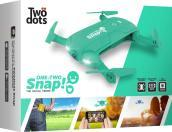 TWO DOTS Snap The Social Drone Verde