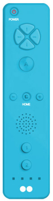 TWO DOTS Telecomando U-Color Azzurro