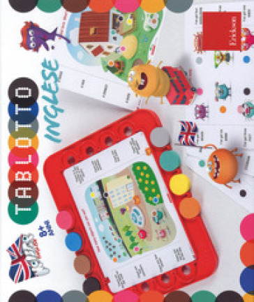 Tablotto inglese. Con gadget