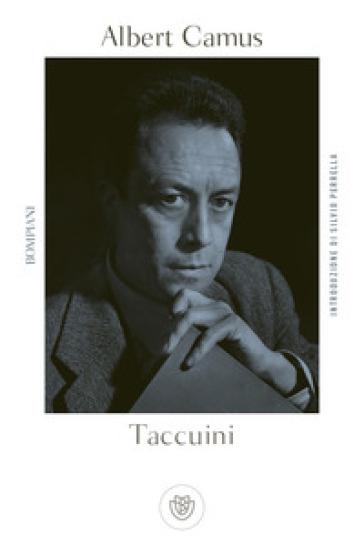 Taccuini - Albert Camus | Jonathanterrington.com