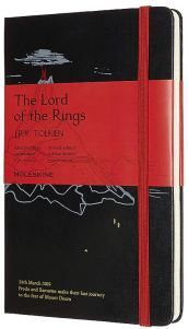 Taccuino pagine a righe - copertina rigida - Large -  Limited EditionLord Of The Rings