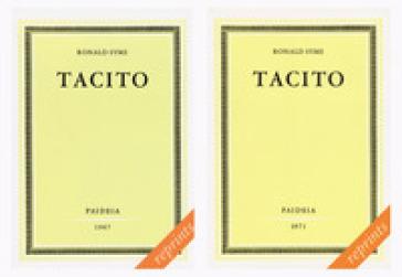 Tacito - Ronald Syme | Thecosgala.com