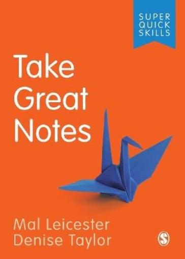 Take Great Notes