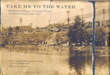 Take me to the water: immersion bapt