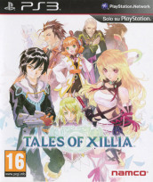 Tales of Xilia Dayone ed.