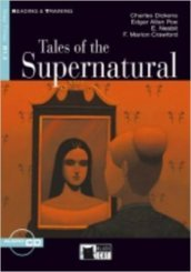 Tales of supernatural. Con CD Audio