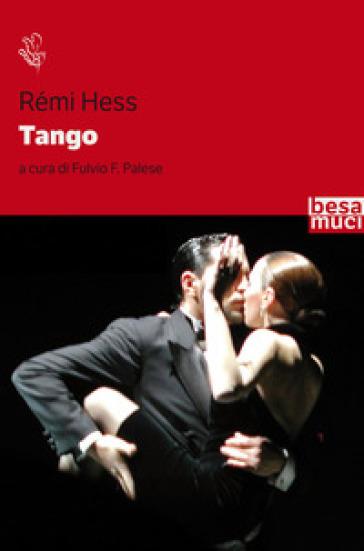Tango - Rémi Hess pdf epub