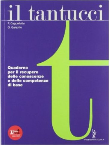 Il Tantucci. Quaderno verifica. Per i Licei e gli Ist. magistrali. Con espansione online - V. Tantucci |