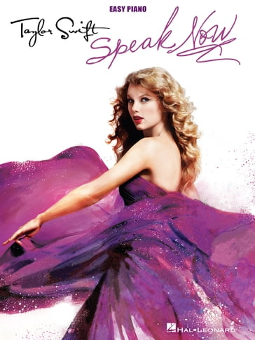 Taylor Swift - Speak Now (Songbook)