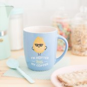 Tazza Pastel - I m hotter than my coffee