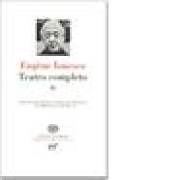Teatro completo. 2. - Eugène Ionesco |